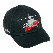 Cappellino Cotone Black Hawk