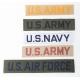 Etichetta U.S. army