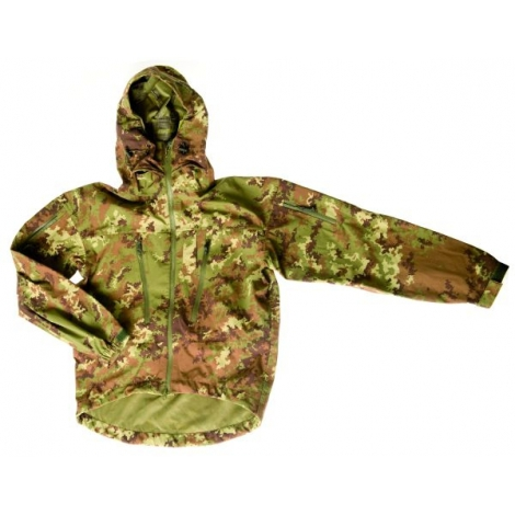 Tactical jacket vegetato