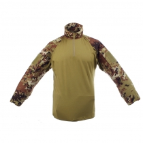 Tactical shirt vegetato