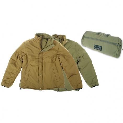Lite jacket reversibile