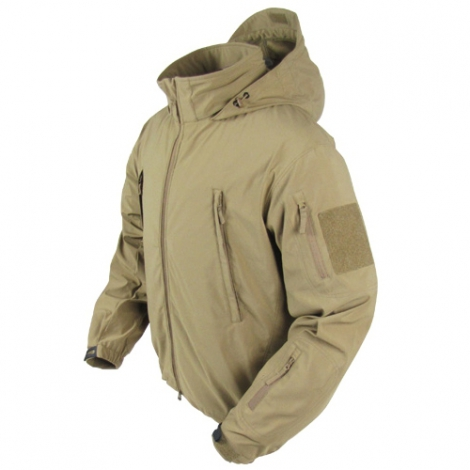 Soft shell jacket Summit leggera
