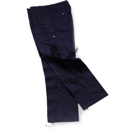 Pantalone 6T ripstop blu II