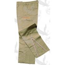 Pantalone 6T ripstop kaki