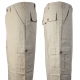 Pantalone 6T ripstop kaki II