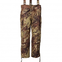 Pantalone traspirante impermeabile vegetato