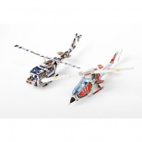 Modellino elicottero SL18 / BA18