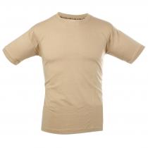 T-Shirt cotone kaki SBB
