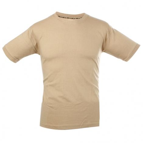 T-Shirt cotone kaki