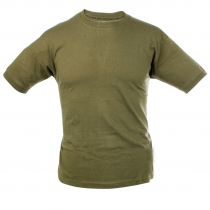 T-Shirt cotone oliva SBB