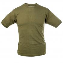 T-Shirt cotone oliva