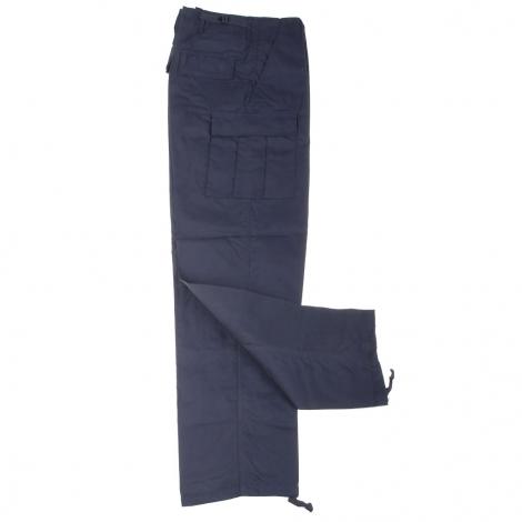 Pantalone BDU K Navy Blu
