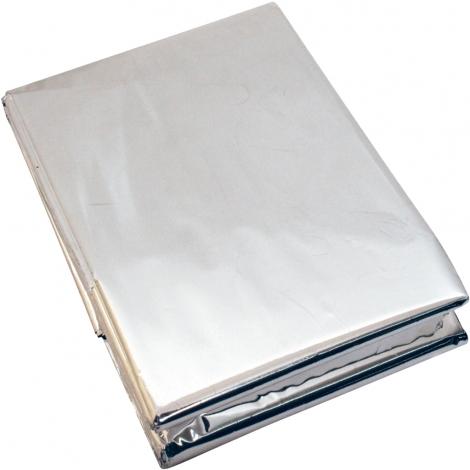 Coperta alluminio emergenza