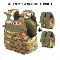 Gilet assault MOPC