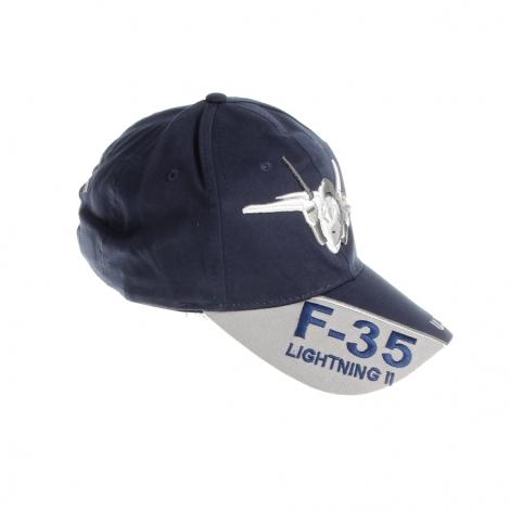 Berretto cotone F-35 Air Force