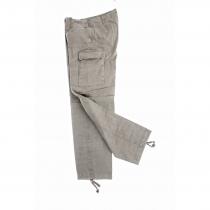 Pantalone moleskin stone washed OD