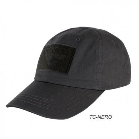Berretto cotone tactical