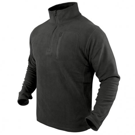 Maglia pile sotto giacca
