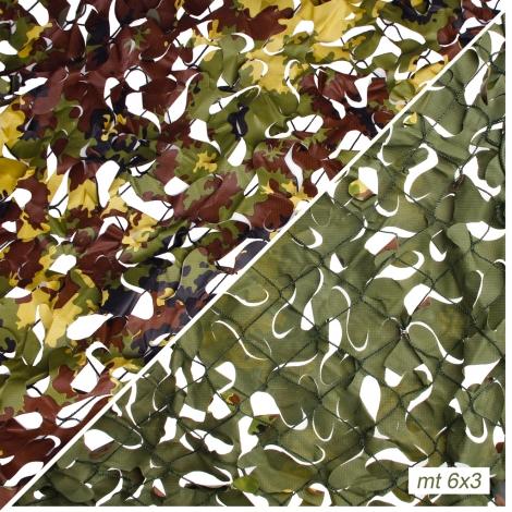 Rete vegetata mt. 3x6
