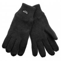 Guanti lana Thinsulate nero