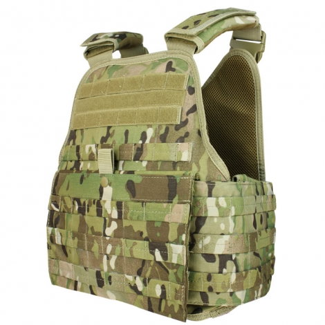 Gilet assault MOPC Multicam