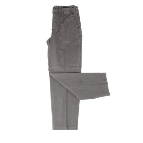 Pantalone 2T moleskin grigio