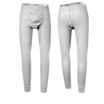 Pantalone termico bianco SBB
