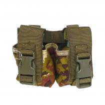 Porta granata doppio in Cordura veg. SBB