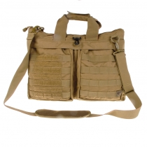Borsa aviatore 111163 Coyote Brown