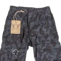 Pantaloni Kosumo cargo midnight dark tg XS