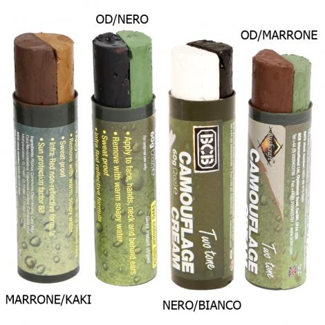 Trucco 2 colori stick BCB