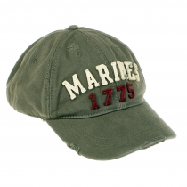 Cappellino Cotone Marines 1775