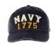 Berretto cotone Navy 1775