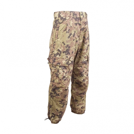 Pantaloni antivento Level 5 vegetato
