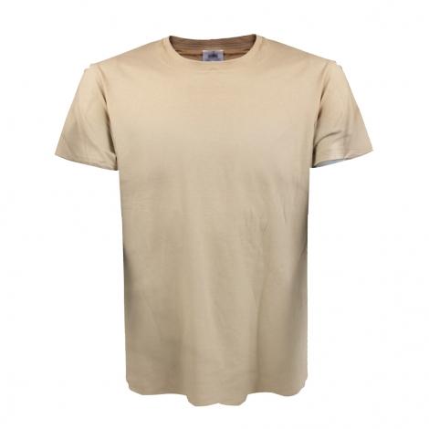 T-Shirt cotone kaki LIMITED