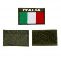 Etichetta Italia Ricamata