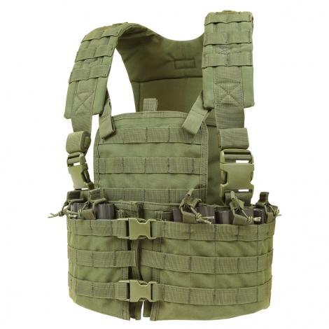 Gilet modulare chest CS