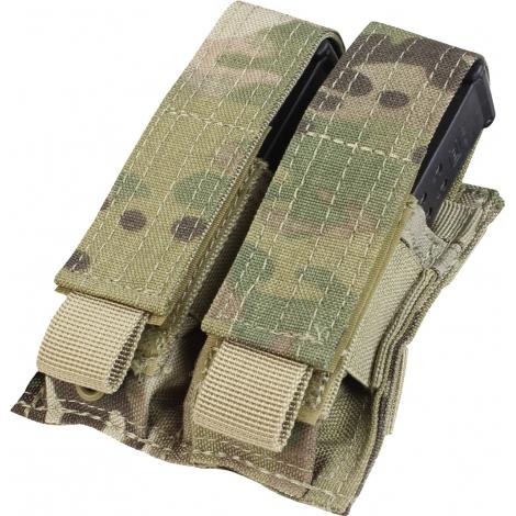 Porta caricatore pistola doppio MA23 Multicam