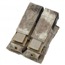 Porta caricatore pistola doppio MA23 A-Tacs AU