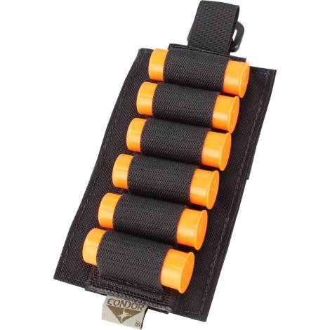 Porta cartucce con aggancio ad anello D US1023