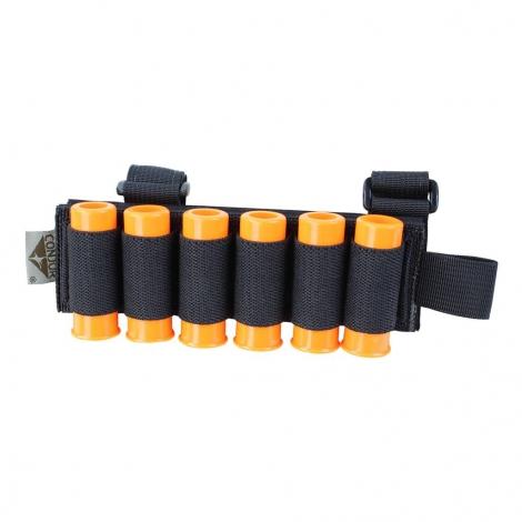 Porta cartucce con attacco per fucile