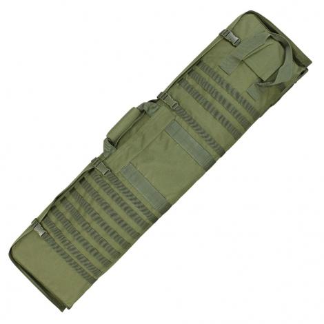 Porta fucile sniper c/materasso da tiro 131
