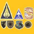 Patches-Toppe-Identificatori